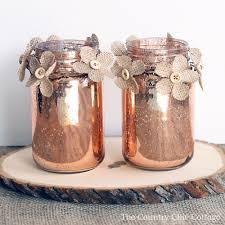 jar vases awesome diy jar vase designs you can make in no time