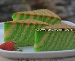 tips membuat bolu zebra diah didi s kitchen tips sukses membuat cake