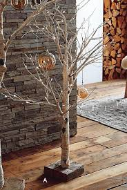 lighted birch tree roost lighted birch trees maplenest