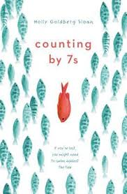 Counting By 7s Book Report Book Review Counting By 7s By Goldberg Sloan