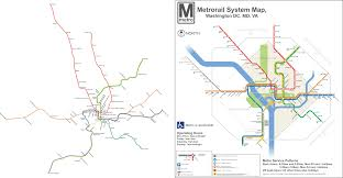 Maryland Metro Map by Making An Interactive Dc Metro Map U2013 Mike Surowiec U2013 Medium
