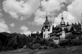 romania in black and white wanderful world