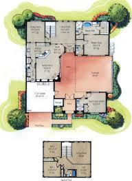 Arizona Floor Plans Courtyard House Plan Modern Courtyard House Plans For Arizona