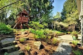 playground landscaping ideas garden design with diy backyard