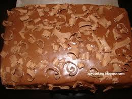 apy cooking eggless chocolate cake
