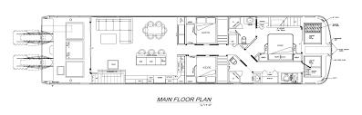 Houseboat Floor Plans by Summer Solstice Sunrise Peak