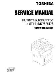 toshiba estudio 477s service manual electrical connector usb