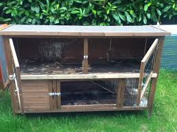 Sale Rabbit Hutches Rabbit Hutch For Sale Plymouth Devon Pets4homes