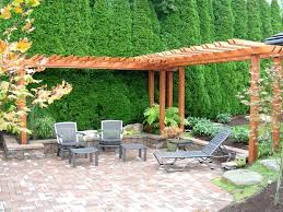 landscaping ideas for backyard with retaining wall the garden