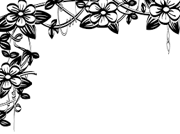 clipart library more like border felt flowers by