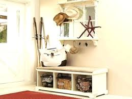 shoe rack entryway mudroom storage bench with hooks entryway organizer new entry shoe