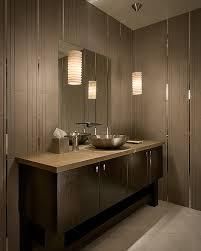 Modern Tiled Bathroom Brushed Nickel Recessed Toilet Paper Holder Modern Tiled Bathroom