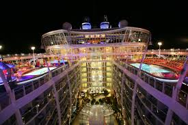 royal carribean royal caribbean cruise lines u2013 allure of the seas u2013 helvar