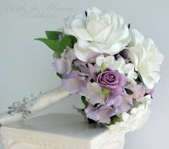 gardenia bouquet gardenia wedding bouquet white lavender bridal bouquet