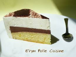 eryn folle cuisine le contemporain gâteau orange chocolat fromage frais grand