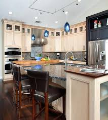 Island Lighting For Kitchen Clear Glass Pendant Lights For Kitchen Island Uk Glass Mini