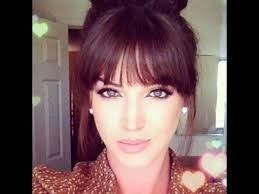blunt fringe hairstyles how to style blunt bangs