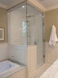 Glass Bathroom Showers Glass Shower Walls Best Showers Ideas On Pinterest Golfocd
