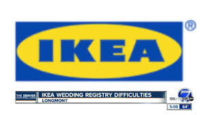 the wedding channel registry newlyweds ikea refuses to help with flawed gift registry