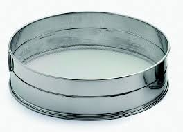 tamis cuisine professionnel tamis de cuisine en inox maille 1 28 mm autre