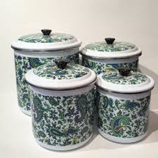 green canister sets kitchen shop metal kitchen canister sets on wanelo