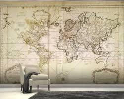 historic wallpaper map wallpaper wall murals wallsauce usa