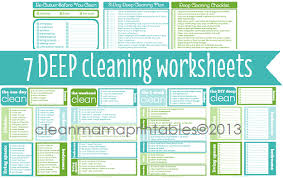 how to deep clean cleaning around the seasons deep cleaning on your schedule deep