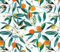 modern seder orange you glad it s almost passover orange fabrics for a modern