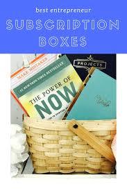 5 best entrepreneur subscription boxes urban tastebud