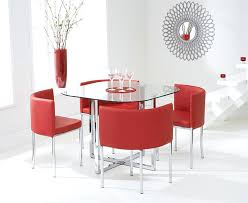 Space Saver Dining Table And Chair Set Cheap Glass Dining Table Sets Zagons Co