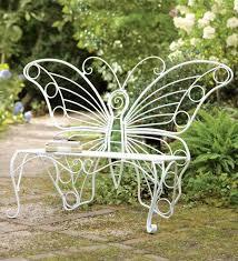 Butterfly Bench Garden Bench From Metal U2013 Every Garden Needs A Nice Bank U2013 Fresh