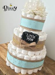 air balloon diaper cake baby shower decorations baby boy baby