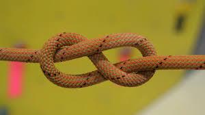 how to tie figure 8 follow through knot rock climbing youtube