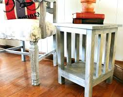 mission style console table mission style end tables stagebull com