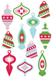 vintage ornaments clip hey let s make stuff