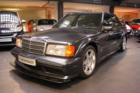 mercedes benz w201 190e 2 5 16 evolution ii benztuning