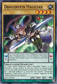dragonvein magician yugioh ocg by yeidenex on deviantart
