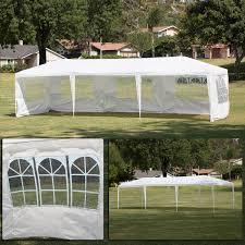 Outdoor Patio Gazebo by 10 U0027x30 U0027 Party Wedding Outdoor Patio Tent Canopy Heavy Duty Gazebo