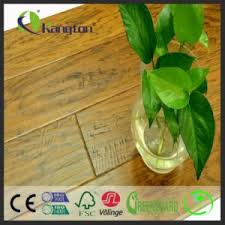 china 15 4mm thickness engineered hardwood flooring with brushed