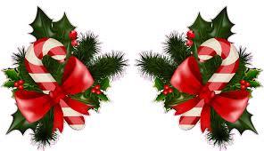 christmas mistletoe christmas candy with mistletoe right left window and wall