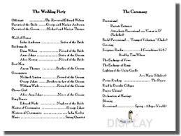 sle wedding programs templates free best catholic church wedding program images styles ideas 2018