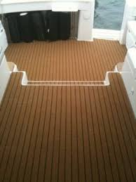 synthetic boat dock decking boat decking flooring material pvc