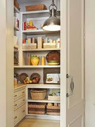 kitchen pantry ideas for small spaces fascinating creamy white small kitchen pantry idea featuring