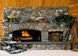 natural stone fireplace small stone fireplace design paulwroe info