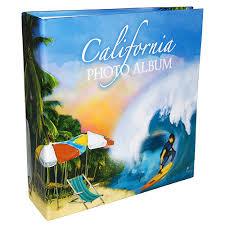 california photo album souvenir photo album