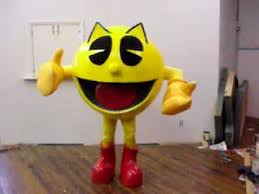 Pacman Halloween Costume 2853 Xs Entertainment Namco Pac Man Mpg