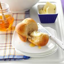 the rolls whole wheat refrigerator rolls recipe taste of home