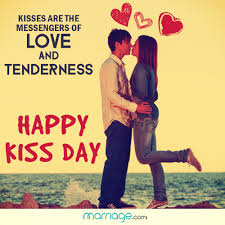 Wedding Quotes Kiss Kisses Are The Messengers Of Love Marriage Quotes