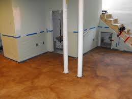 Laminate Flooring On Concrete Basement Stain On Concrete Basement Floor U2013 Fort Wayne In Nick Dancer