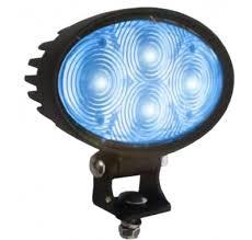 forklift lighting blue led light